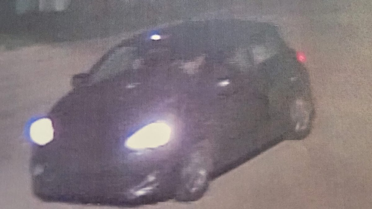 Fergus Falls Police say this car may be involved in the theft.