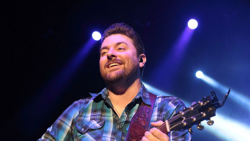 Chris Young performs in concert during his Coming Over Tour 2016 at the Modell Performing Arts...