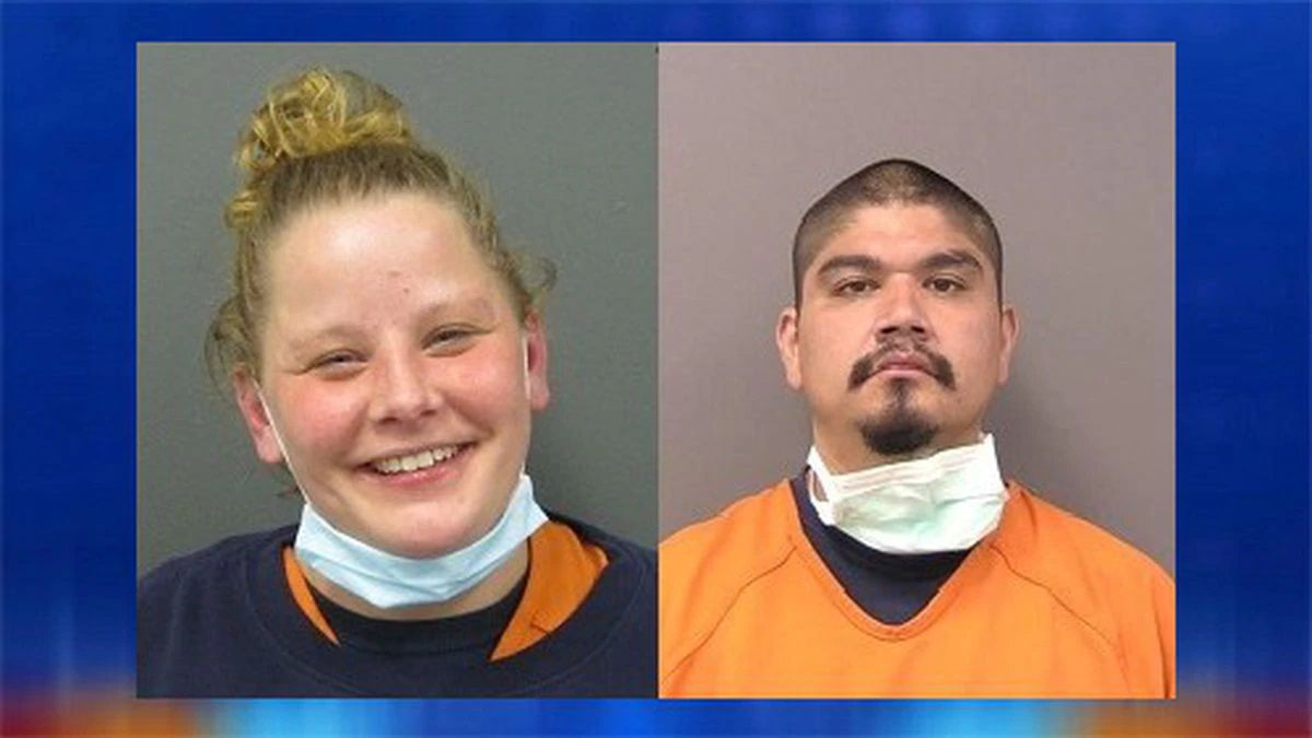 Erin Louise Sundby & Cameron Charles St. Claire were both arrested in connection to a death in...