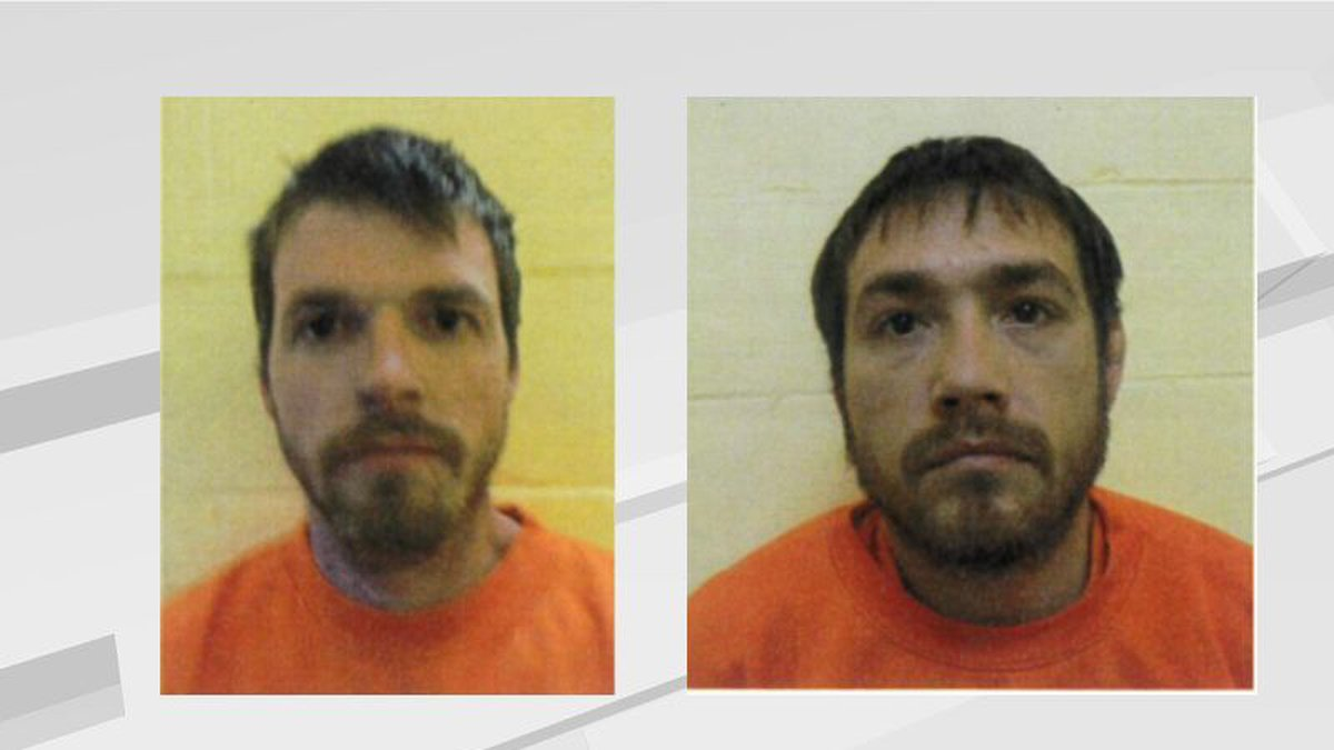 Karlin Dahl (30) and Bo Carrier (29) both assaulted Walsh County Jail staff and escaped. They...