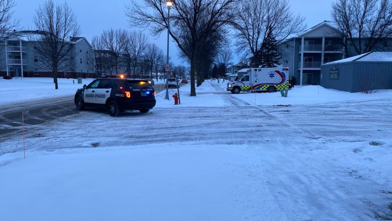 Initial report says a child was hit by a car on 25th Street S.