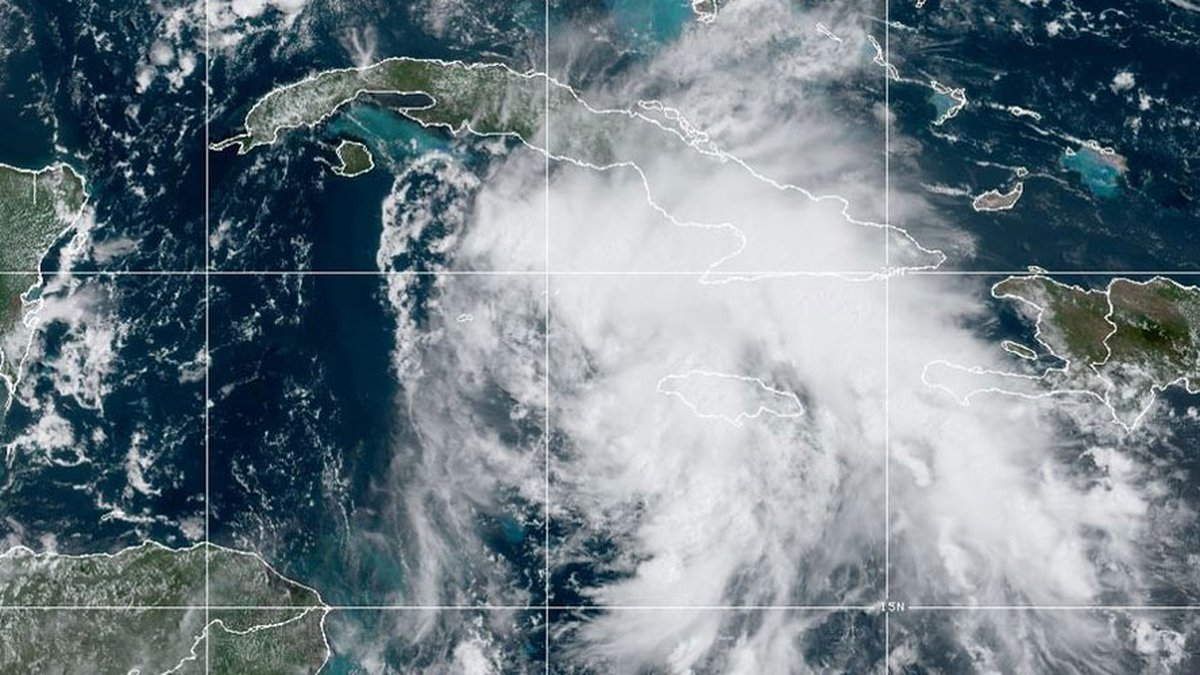 A new tropical depression has formed in the Caribbean and could spell trouble for the Gulf Coast.