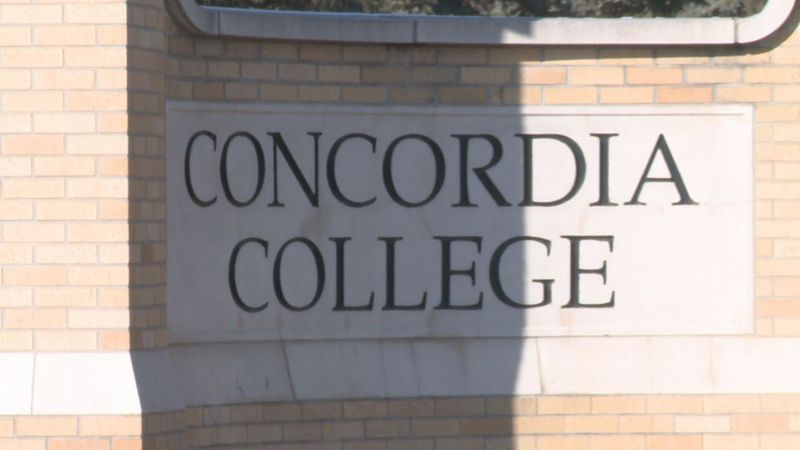 For the safety and health of their students and all participating, Concordia College is not...