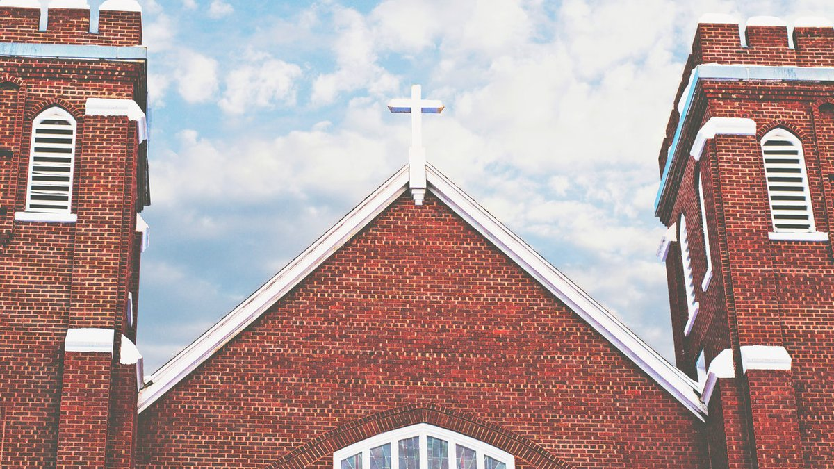 The Pew Research Center says 65% of American adults now describe themselves as Christian, down...