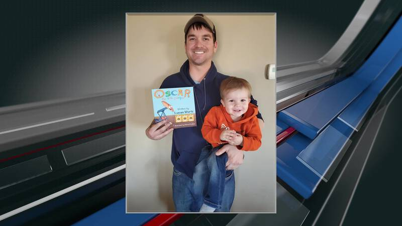 A Plaza man hopes his new book can help teach people of all ages just how important energy is...