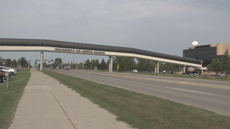 University of North Dakota in Grand Forks