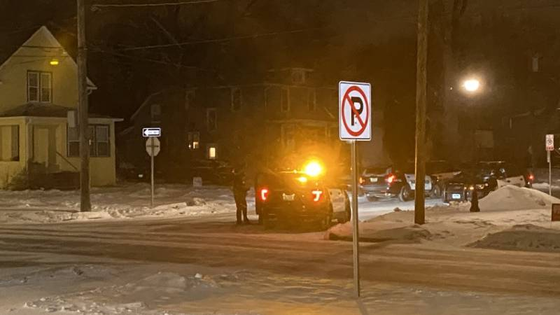 Fargo police on scene for reports of shots fired on the north side.
