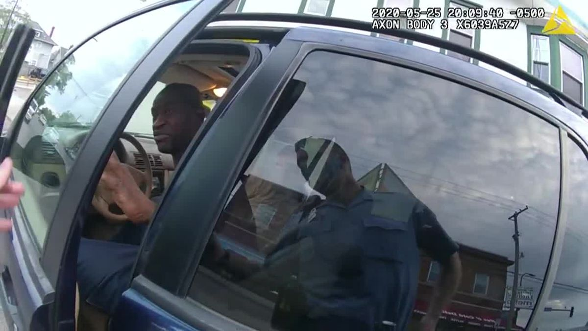 New video captures crowd's horror during George Floyd arrest