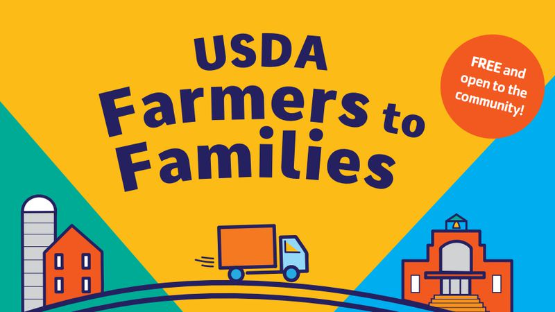 The Farmers to Families Food Box program is part of the Coronavirus Food Assistance Program...