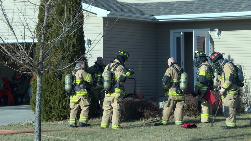 South Fargo Fire