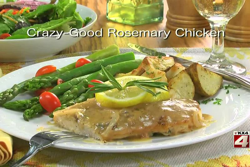 Mr. Food - Crazy Good Rosemary Chicken - January 26