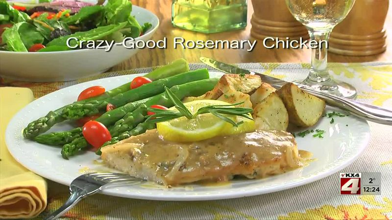 Mr. Food - Crazy Good Rosemary Chicken - January 26