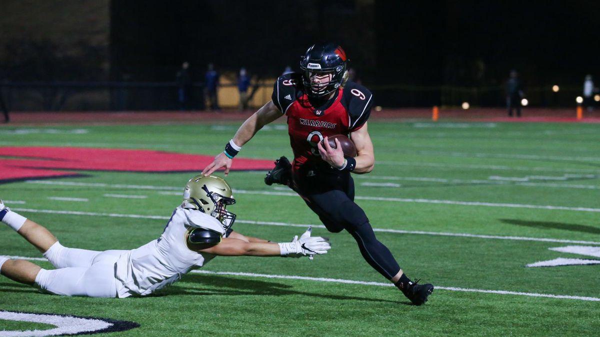 Cole Payton, Westside high school football