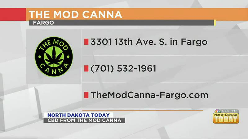 NDT - CBD From The Mod Canna - September 21