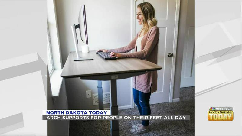 NDT - Arch Supports For People On Their Feet All Day - October 22