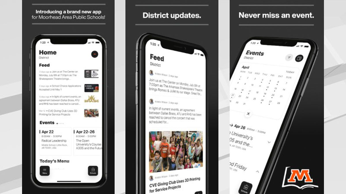 Moorhead Public Schools launches new mobile app.