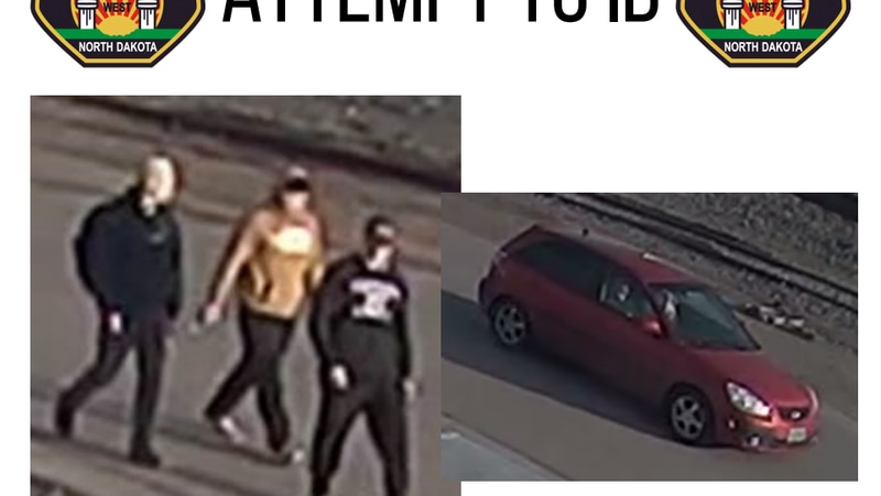 FPD is asking for the public's help identifying a vehicle and 3 persons of interest in the old...