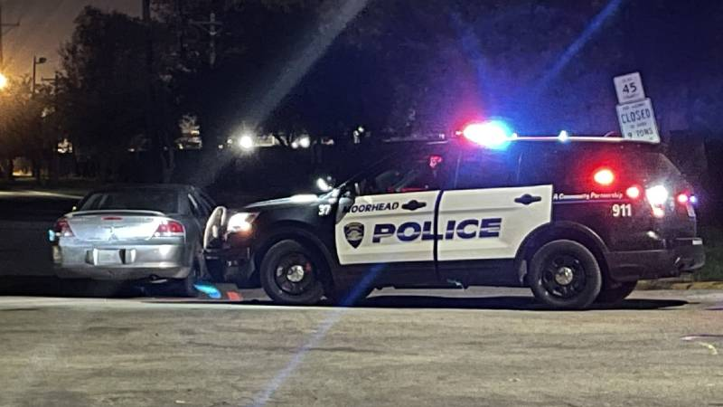 Dilworth police presence