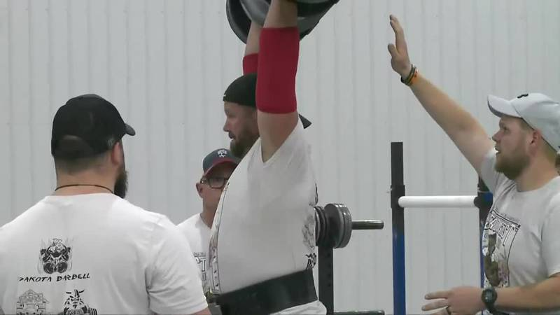 Sports - Strongman Competition