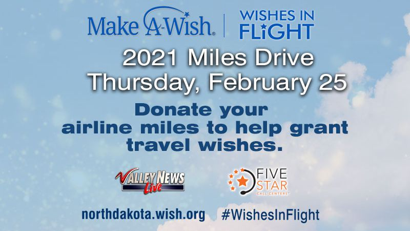 Make A Wish: Wishes In Flight 2021