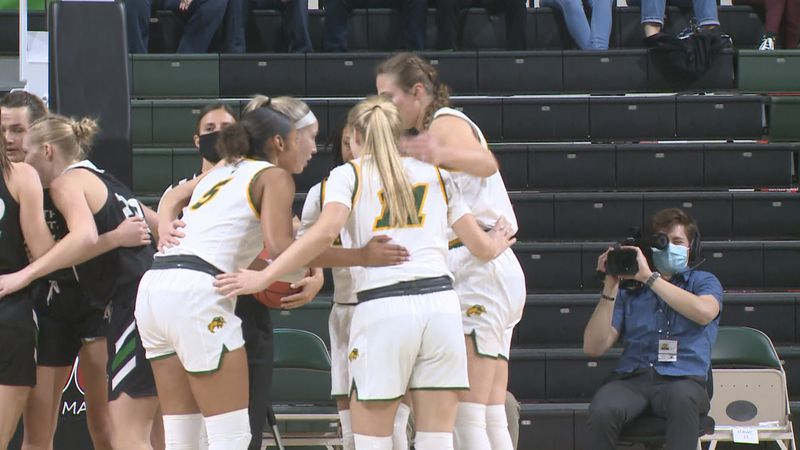 NDSU women's basketball