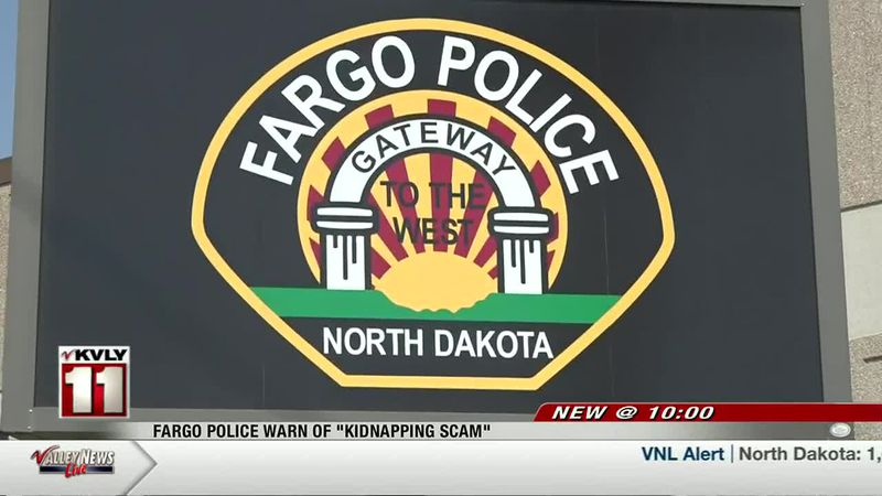 "News - Fargo Police Warn of ""Kidnapping Scam"""