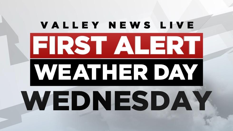 First Alert Weather Day: WEDNESDAY