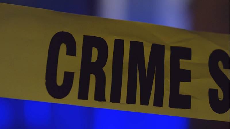 Crime tape graphic