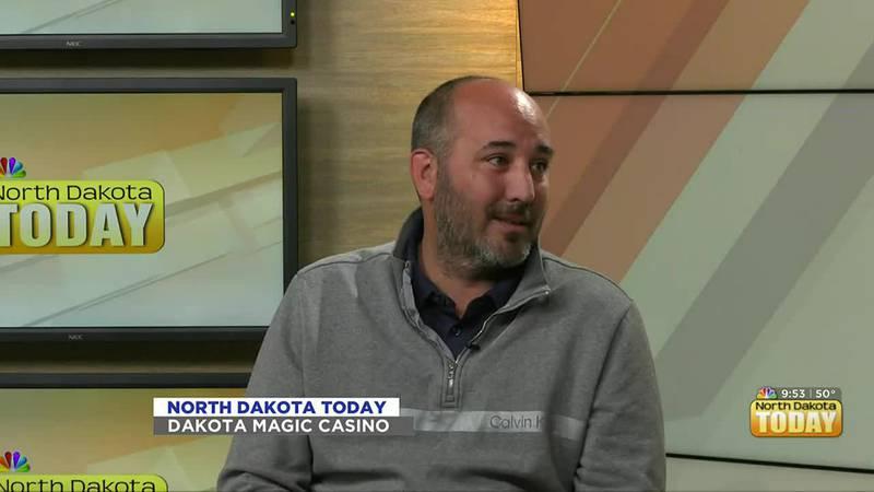 NDT - Dakota Magic Casino - October 19