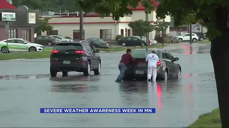 News - Pre-preparing before severe weather hits