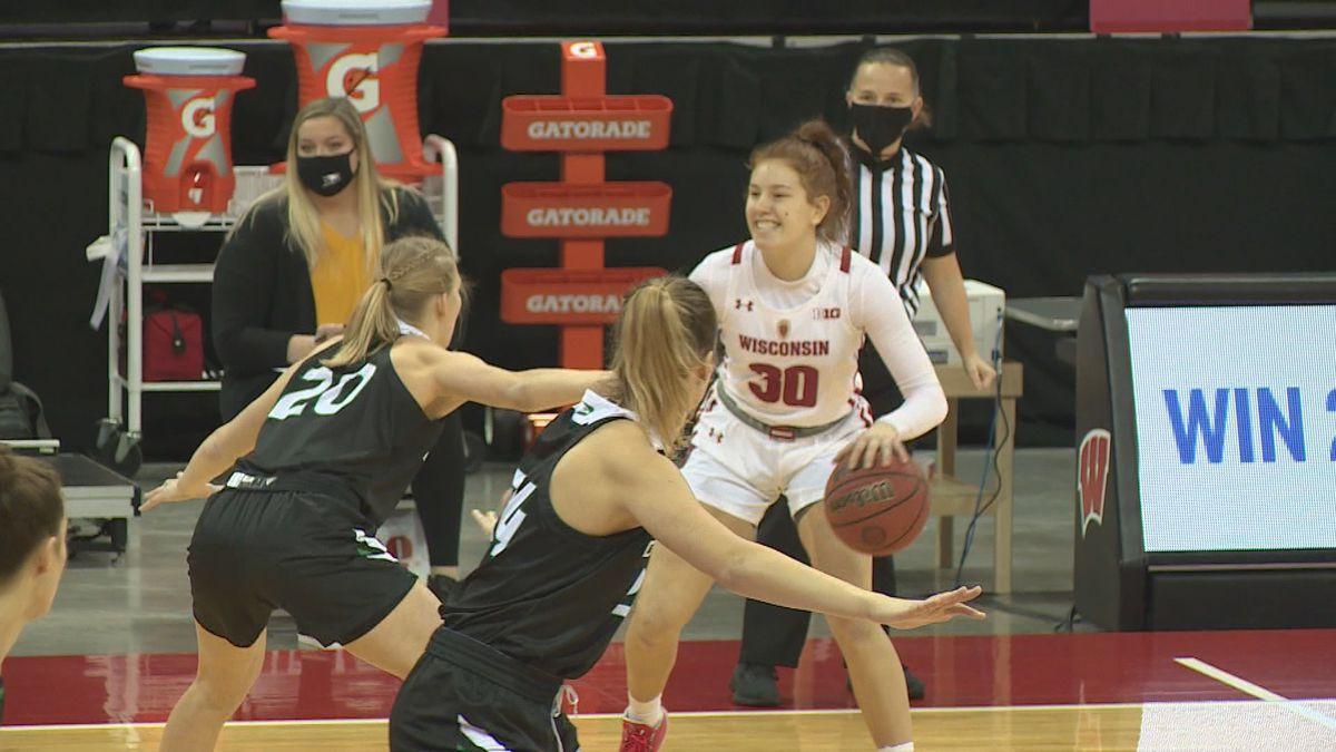 North Dakota women's basketball