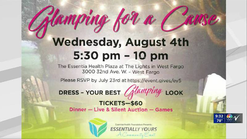 NDT - Glamping For A cause - July 28