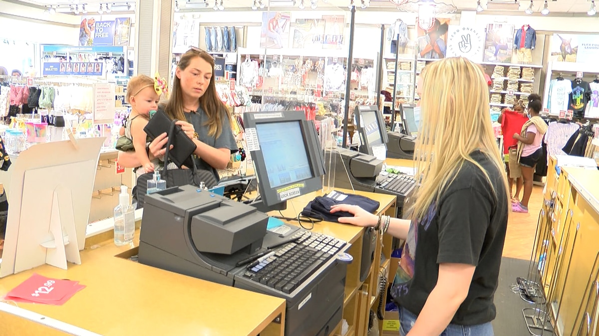 Some parents are preparing to take advantage of the advanced child tax credit for back to...