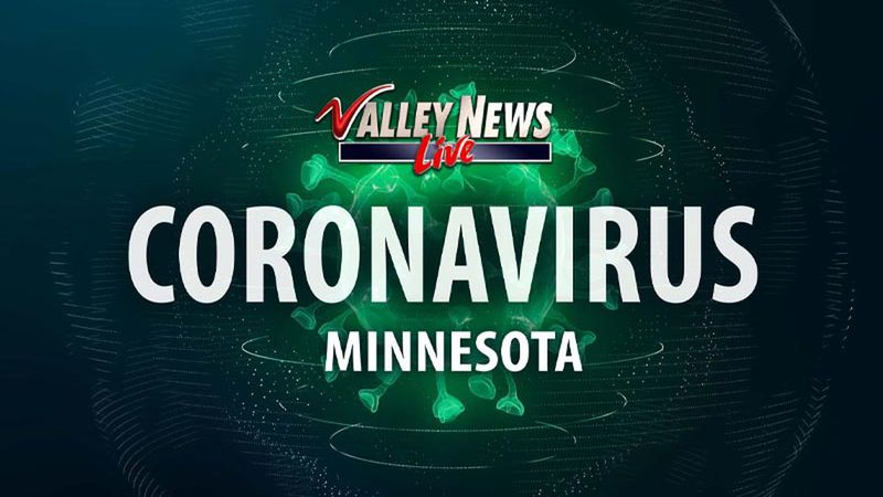 The Minnesota Department of Health is reporting 1,184 new cases of COVID-19 along, with 10...