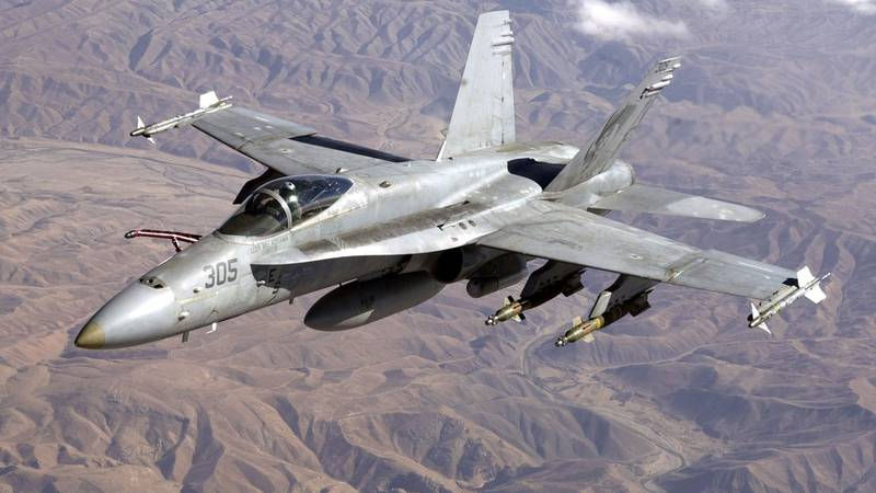 Jets in Fargo for joint training exercise
