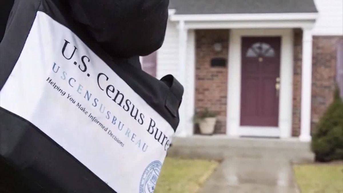 Census workers may soon be coming to your front door.