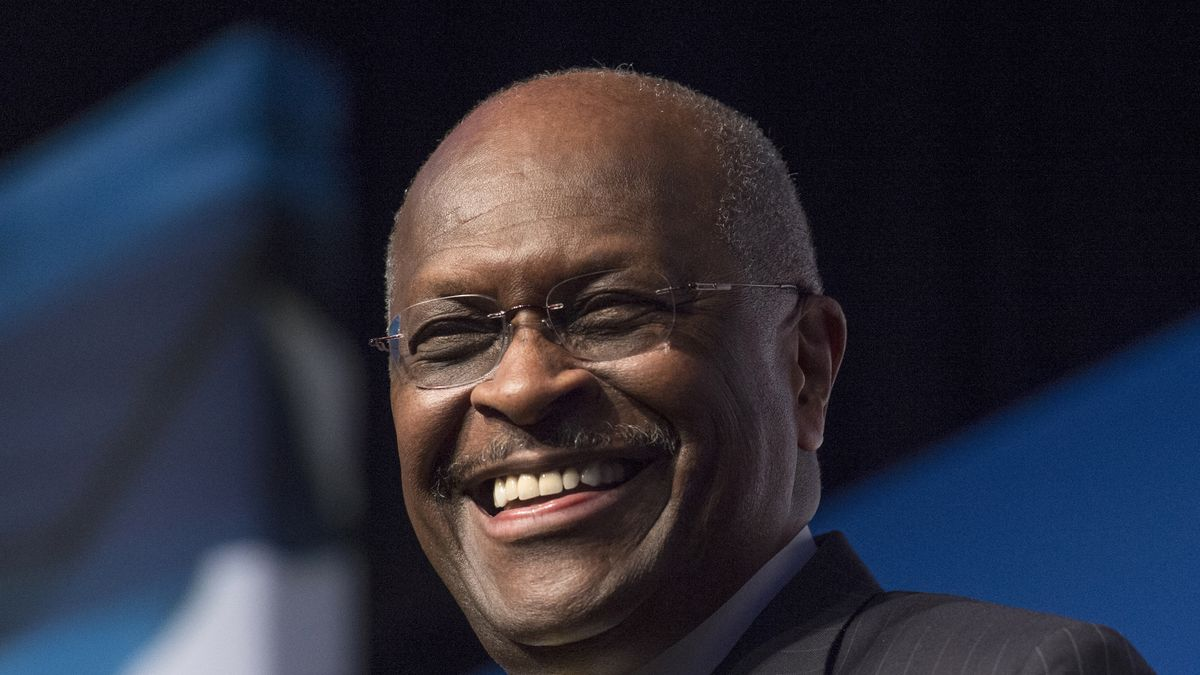 Herman Cain, former Republican presidential candidate, dies after battling coronavirus