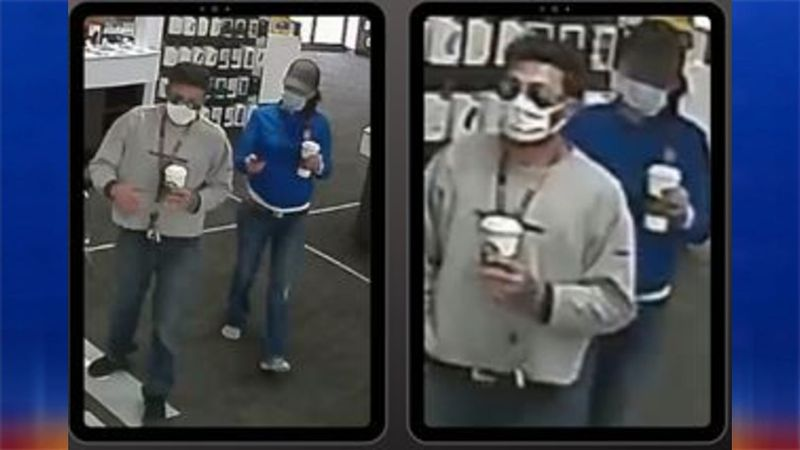GFPD needs public's help in identifying these persons of interest.