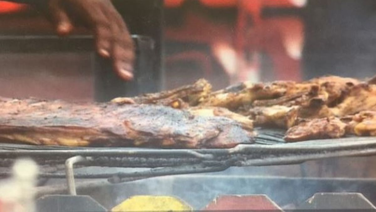 Attendees can enjoy ribs, pulled pork, chicken and other favorite foods from 11:00am to 11:00pm...