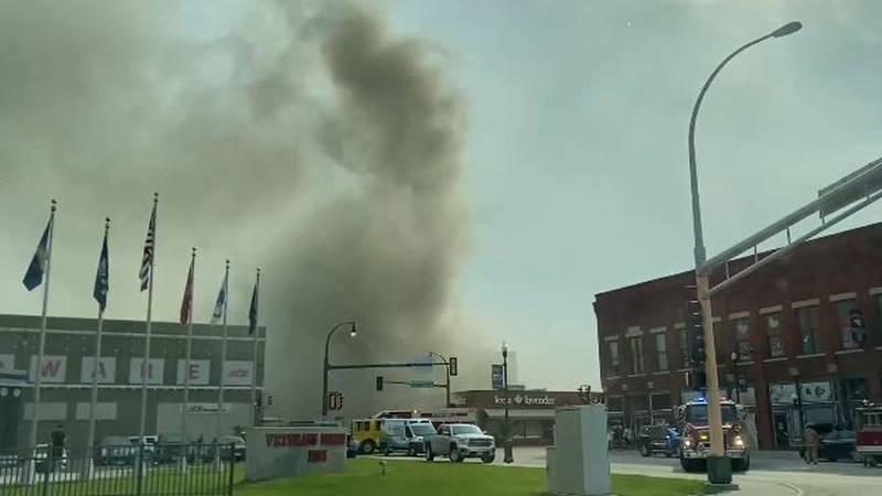 Detroit Lakes fire
