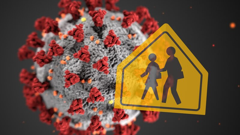 Coronavirus in schools.