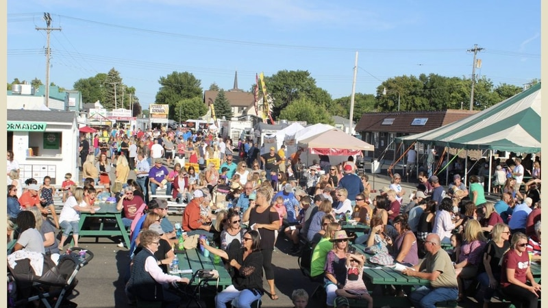 Potato Days is back for the city of Barnesville with fun events including a mashed potatoes...