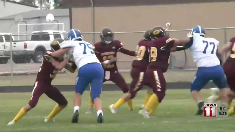 Sports - Kindred, Central Cass football preview