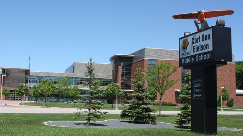 Carl Ben Eielson Middle School in Fargo, ND