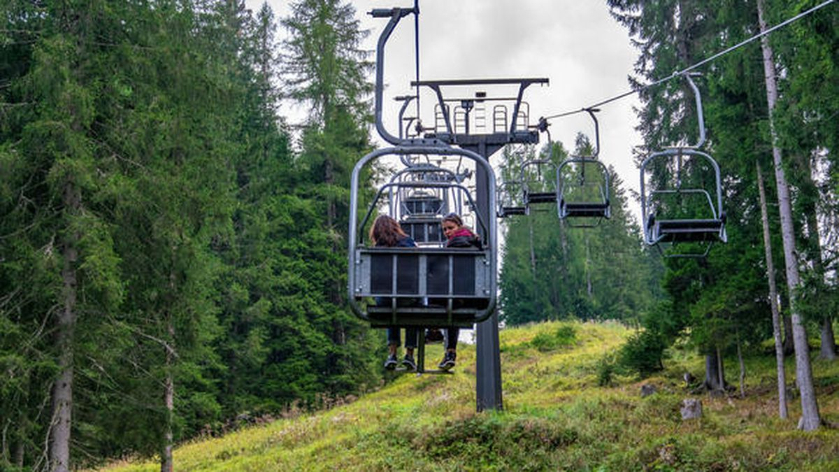 Come June, over 170 seniors from Kennett High School are expected to ride ski lifts to retrieve their high school diploma.