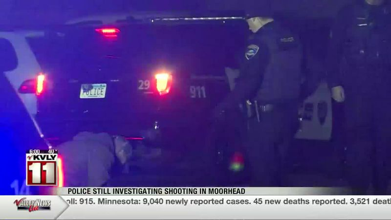 News - Police Still Investigating Shooting In Moorhead