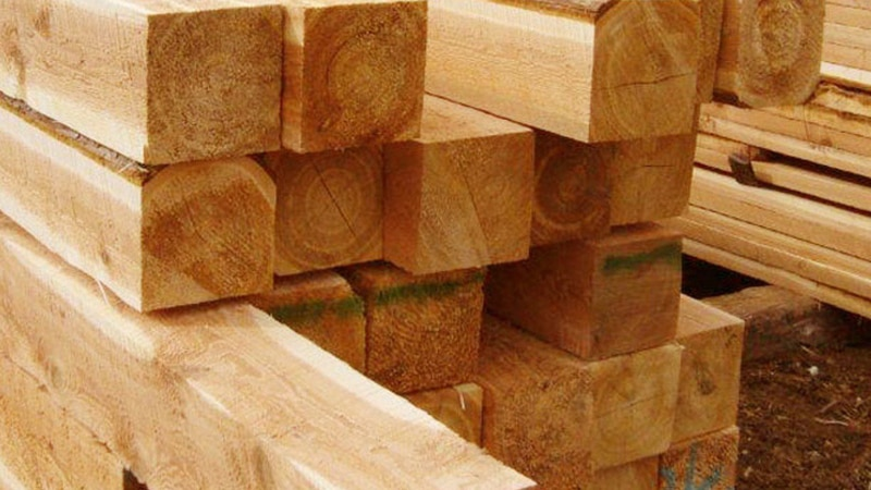 Lumber prices in the U.S. are dropping after a record high in May.