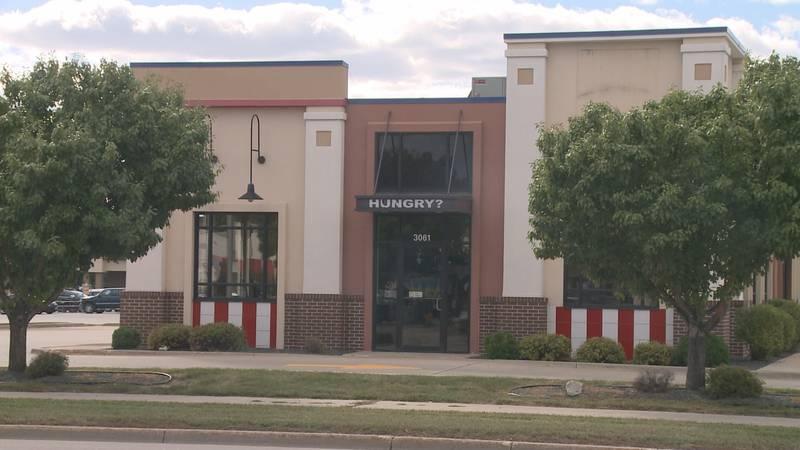 KFC in Fargo has closed