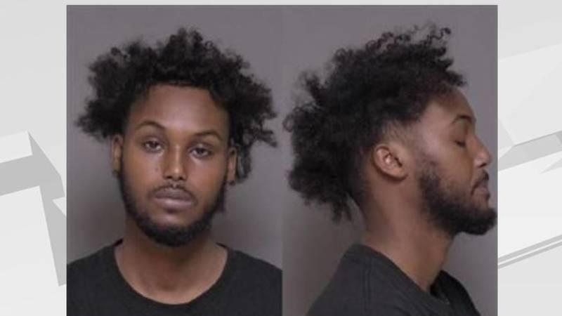 26-year-old Idris Haji-Mohamed