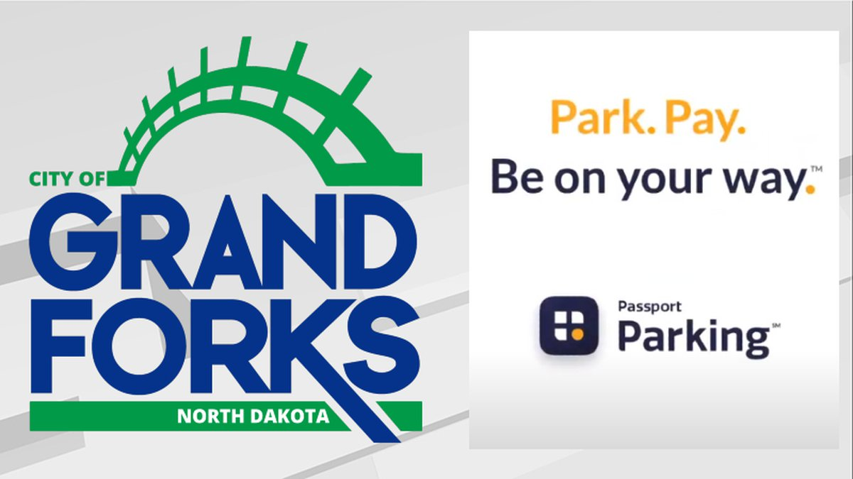 City of Grand Forks transitions to Passport Parking.
